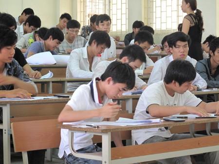 Thi đại học 2013, thí sinh được cấp 3 giấy chứng nhận kết quả thi