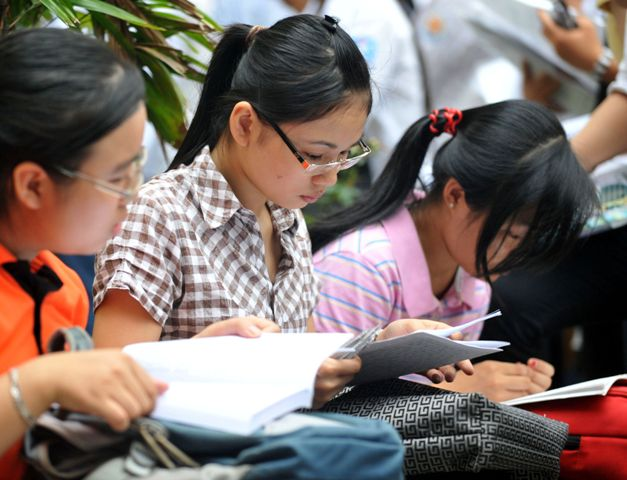Thông tin sửa đổi quan trọng trong tuyển sinh đại học, cao đẳng 2013 thí sinh cần biết
