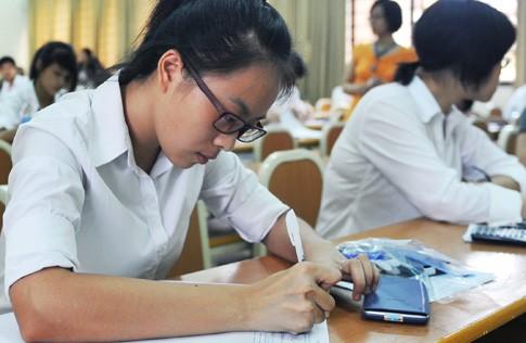 thí sinh phải có một nền tảng kiến thức vững chắc và sự vận dụng linh hoạt kiến thức ấy vào bài tập khi luyện thi đại học