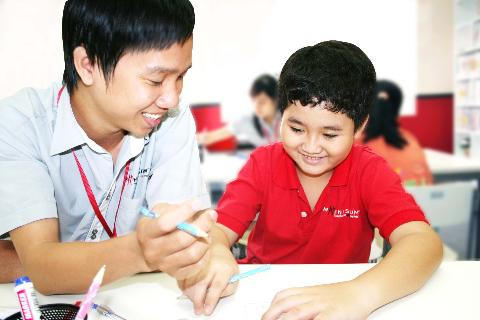 Học toán sớm có lợi cho não của trẻ