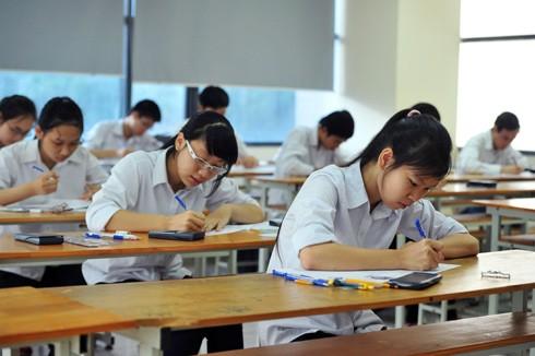 Thí sinh tự do năm nay cần lưu ý các quy định để đăng ký dự thi tốt nghiệp. Ảnh minh họa: Hoàng Hà.