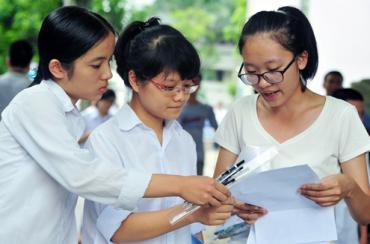 Tỉ lệ chọi Đại học 2013 có khả năng giảm vì lượng hồ sơ ít hơn