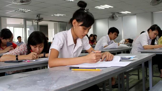 ĐH Sư phạm kỹ thuật TP.HCM công bố điểm chuẩn 2013