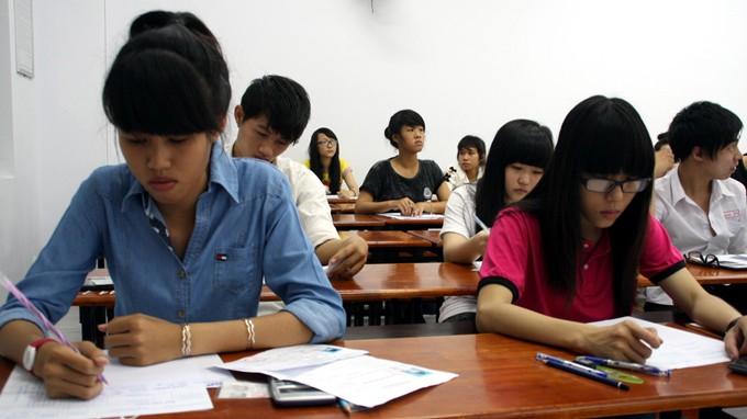 Điểm chuẩn Đại học Quốc tế 2013 sẽ tăng 1-2 điểm