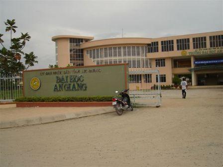 Trường ĐH An Giang