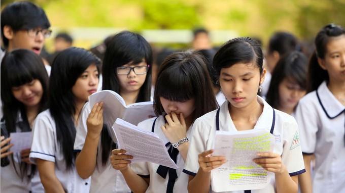 Môn thi tốt nghiệp 2014: Thời gian công bố môn thi tốt nghiệp 2014
