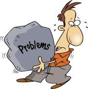 Sự khác nhau giữa Problem và Trouble