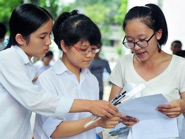 Hướng dẫn làm hồ sơ đăng ký dự thi đại học 2014