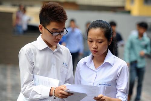 Kết quả thi tốt nghiệp THPT 2014: nhiều tỉnh có tỷ lệ đậu 100%