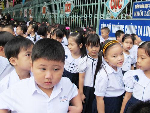 Quận 6 công bố kế hoạch tuyển sinh đầu cấp 2014