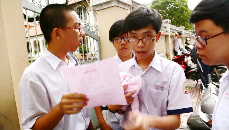 Chỉ tiêu tuyển sinh vào lớp 10 Tp.HCM năm 2014