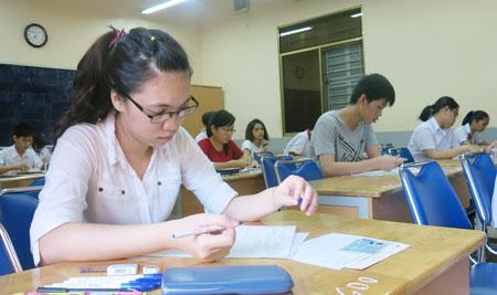 Đề thi đại học môn toán khối A - A1 2014 không khó nhưng có sự phân hóa cao