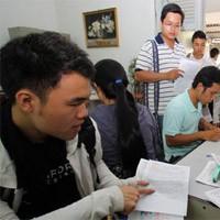 Hướng dẫn ghi hồ sơ đăng ký dự thi ĐH, CĐ 2013