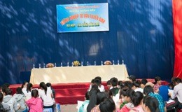 Hình ảnh về ngày Hướng Nghiệp - Tư Vấn Tuyển Sinh Đại Học, Cao Đẳng 2013